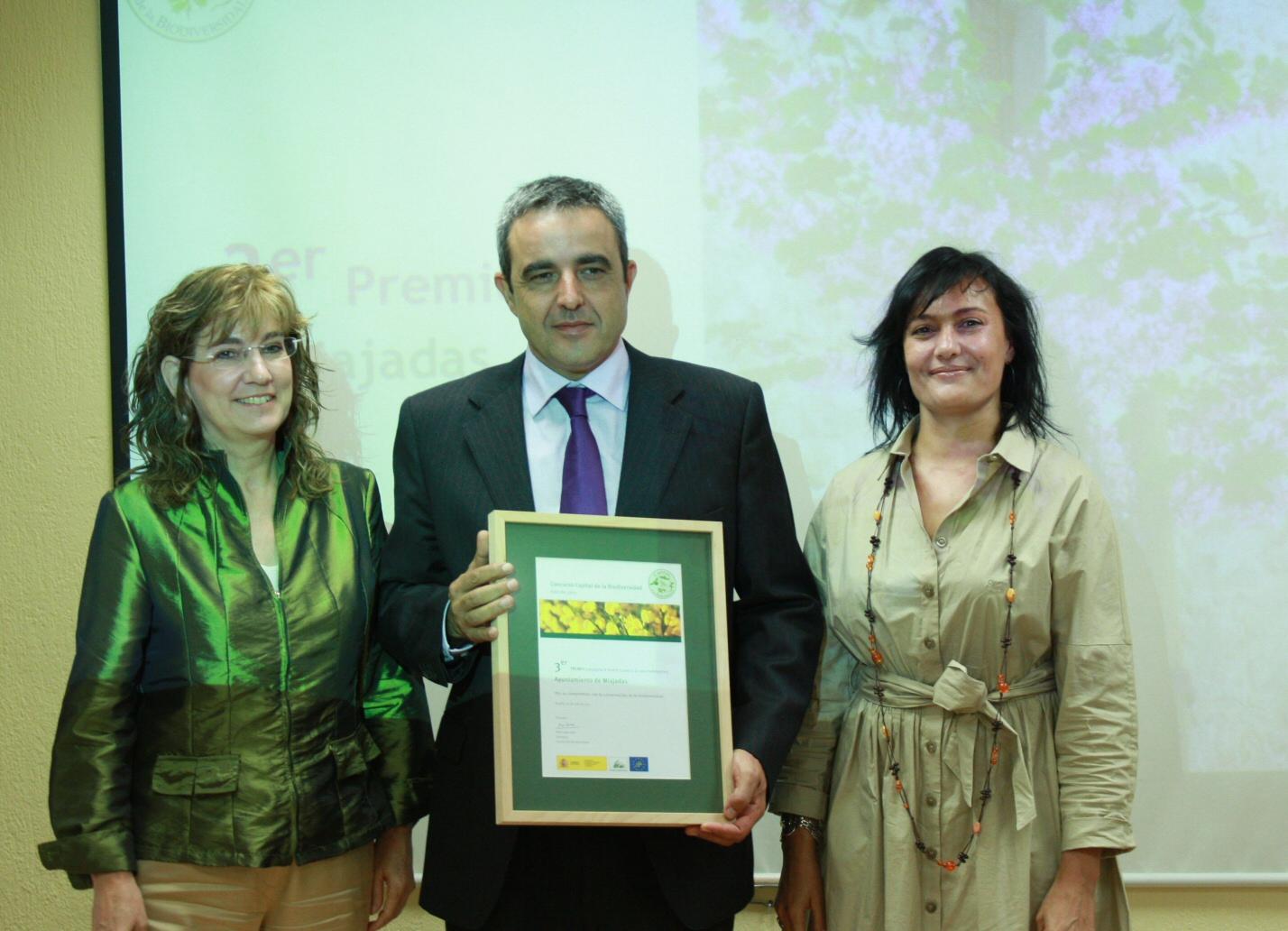 Miajadas consigue el tercer premio en el concurso de 'Capital de la Biodiversidad'