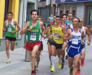 Miajadas se llena de deporte con la 'Mini Maratón'