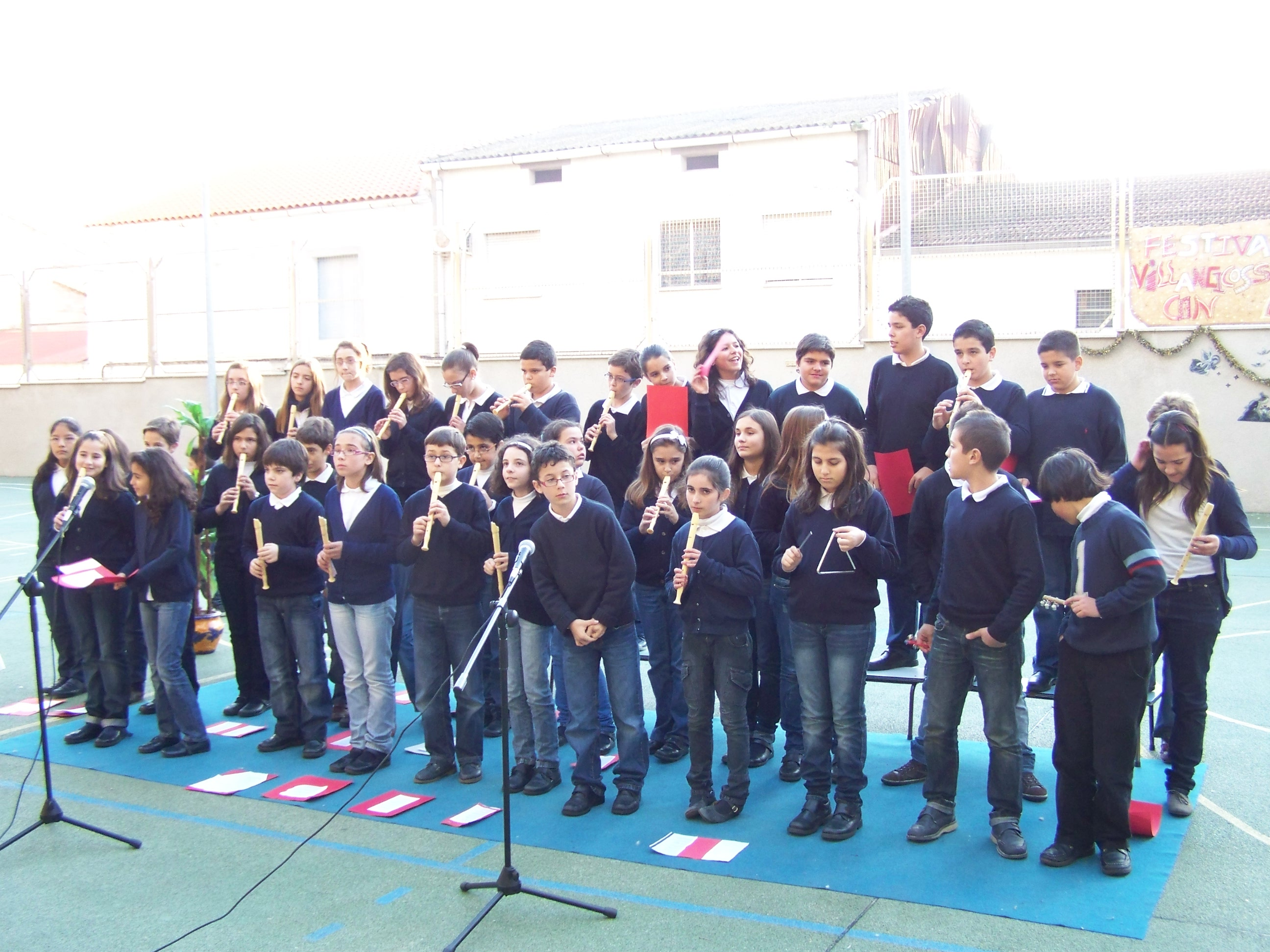 Festival Villancicos Sagrado Corazón