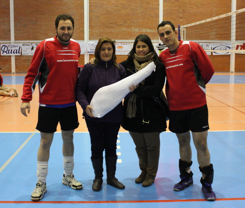 AD Voleibol Miajadas - Soria
