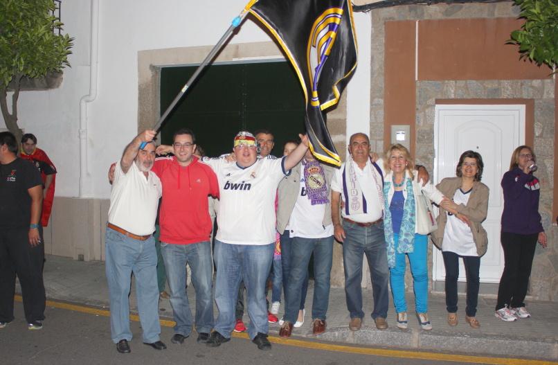 Celebración Real Madrid II
