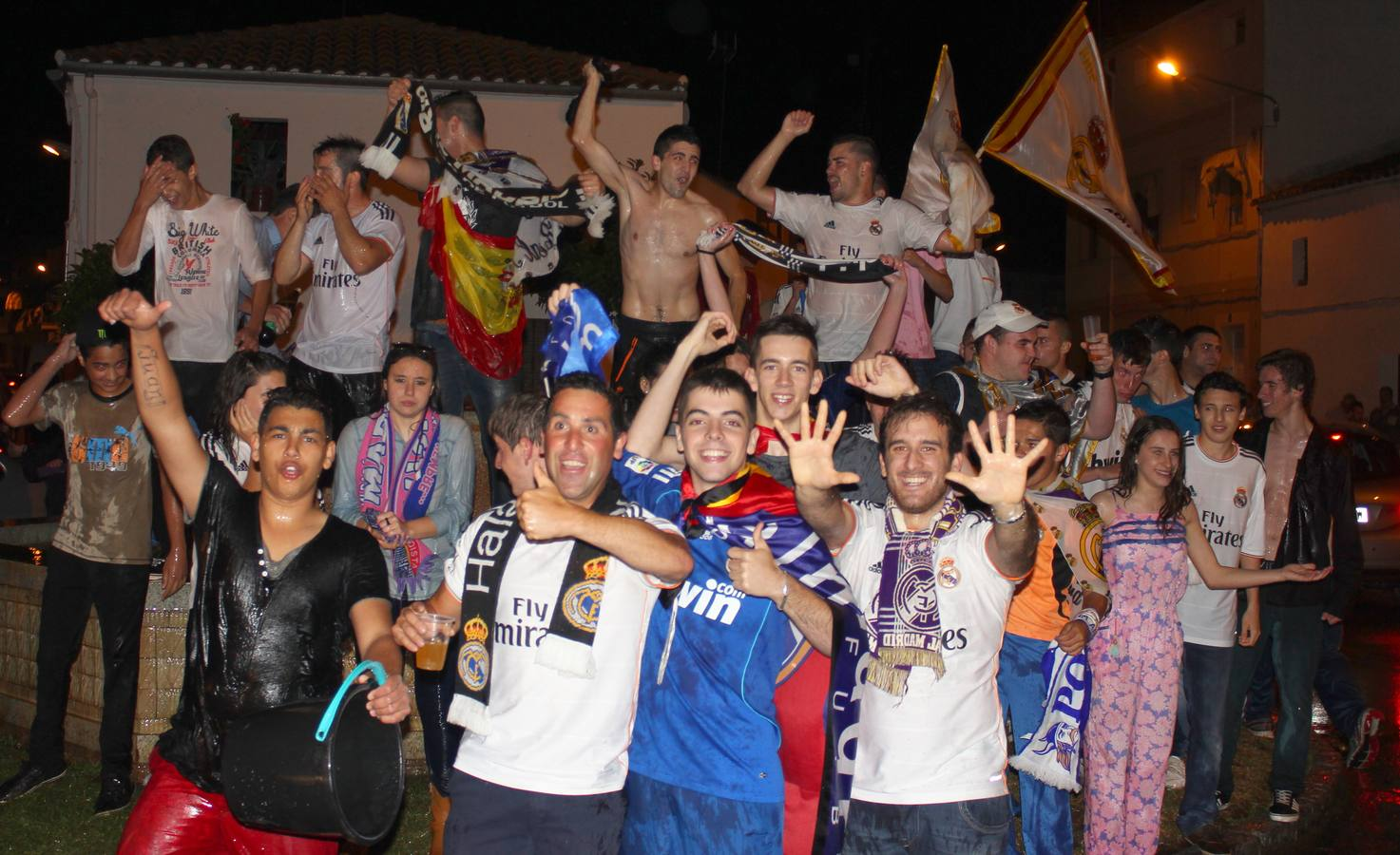 Celebración Real Madrid I