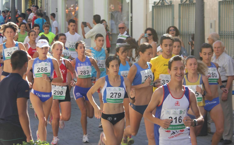 Fotos Maratón Femenino, Cadetes,niños.