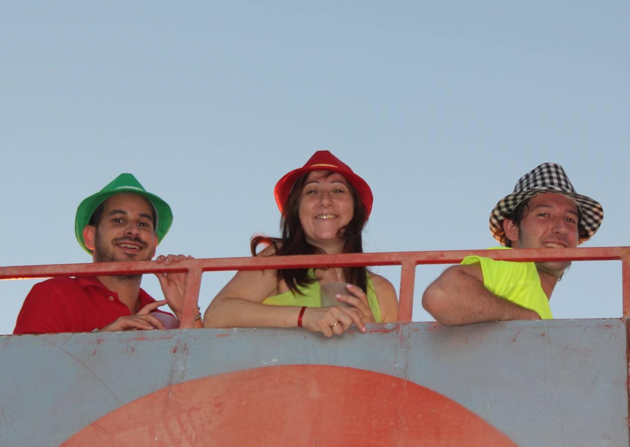 Toros Feria 2014