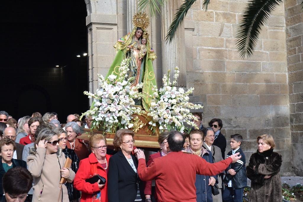 Procesión de la Virgen de la Consolación