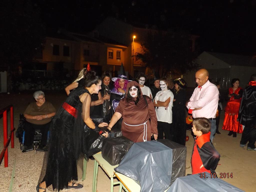 Halloween en Miajadas 2014