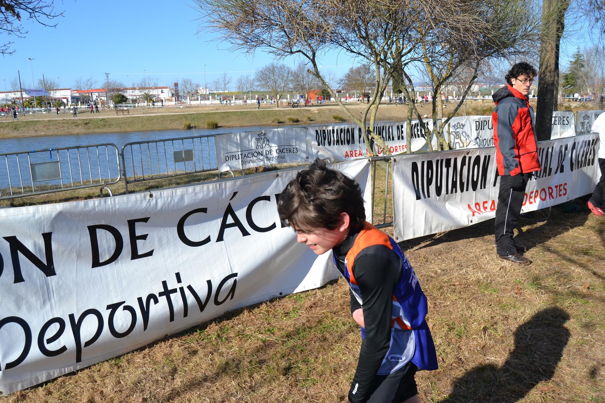 XLV Trofeo Diputación de Cáceres de campo a través