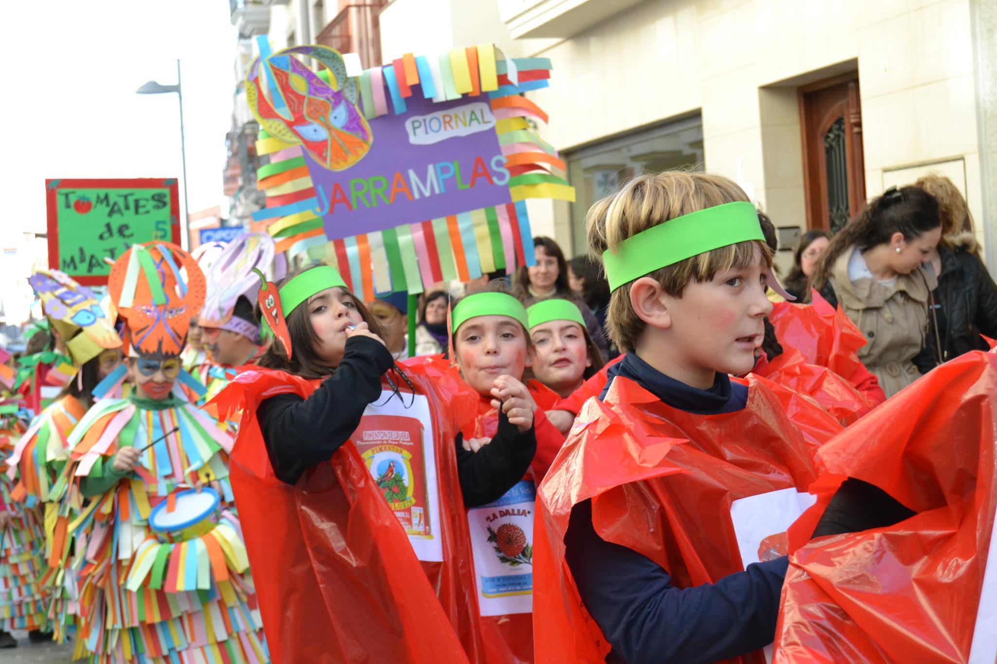 Desfile CEIP Virgen de Guadalupe