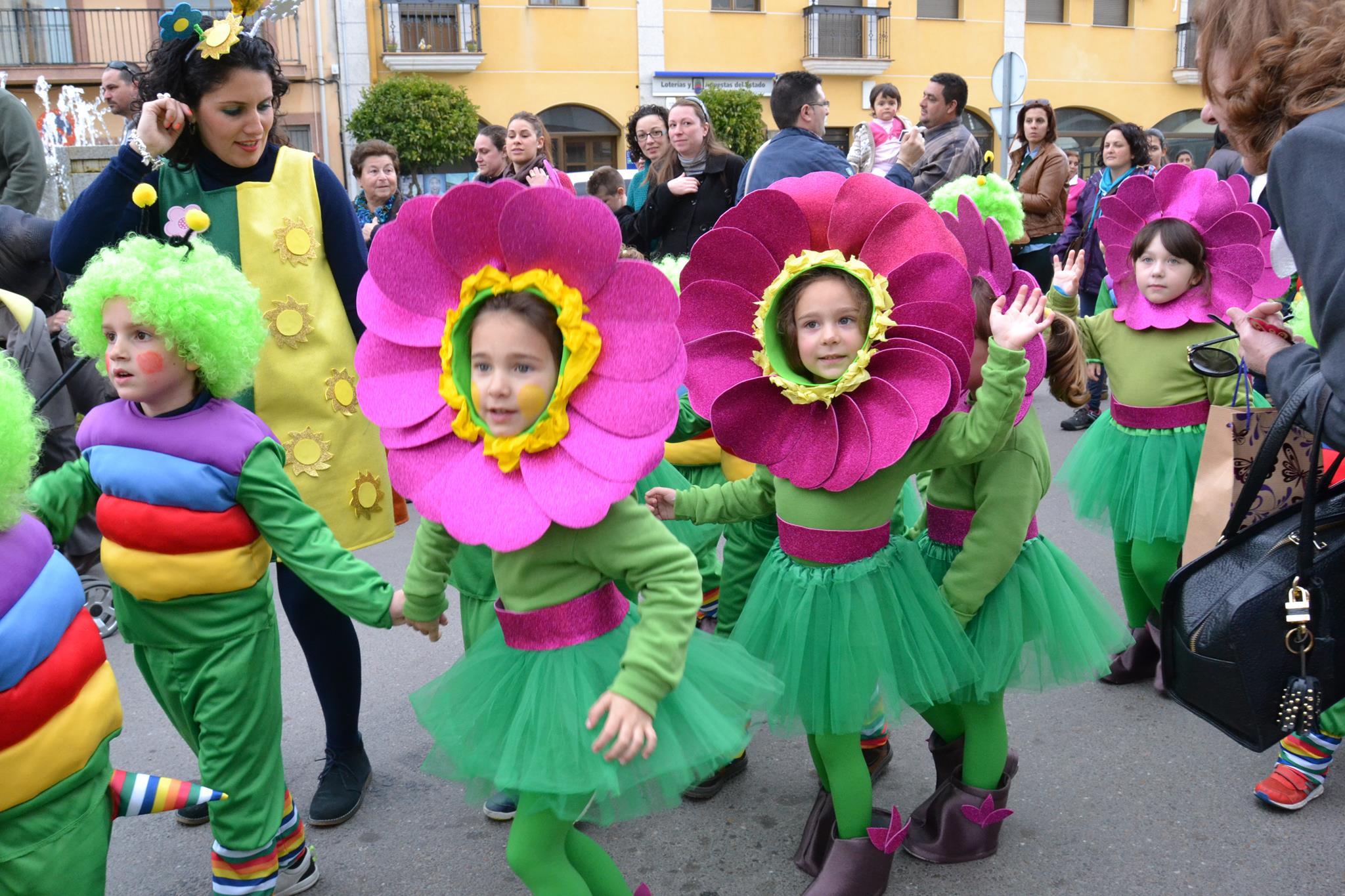 Carnaval 2015: Colegio García Siñeriz