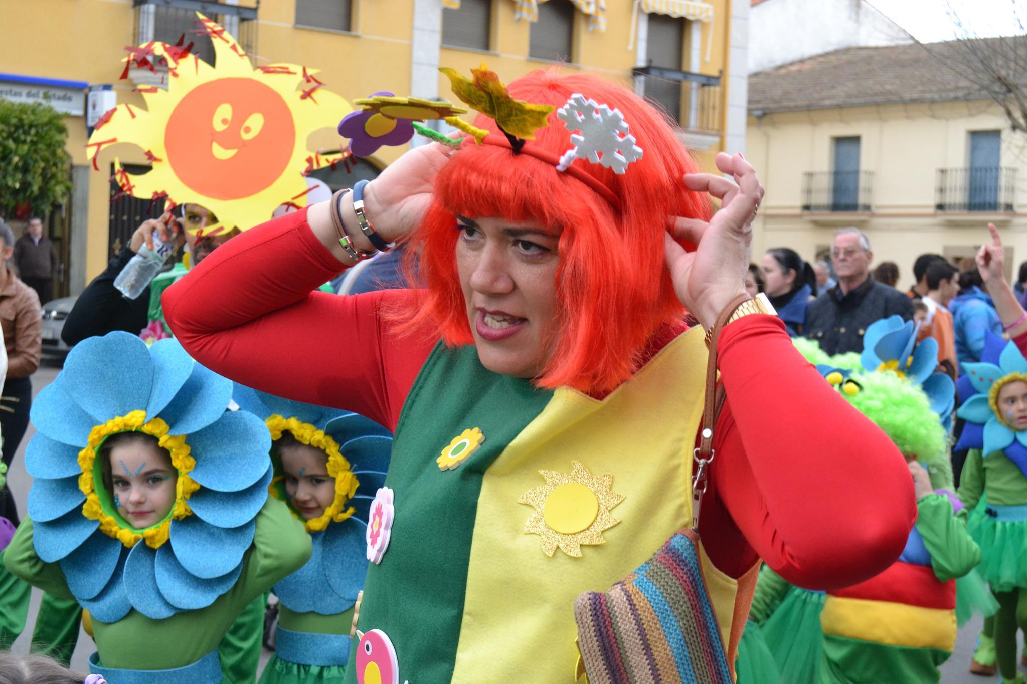 Carnaval 2015: CEIP García Siñeriz