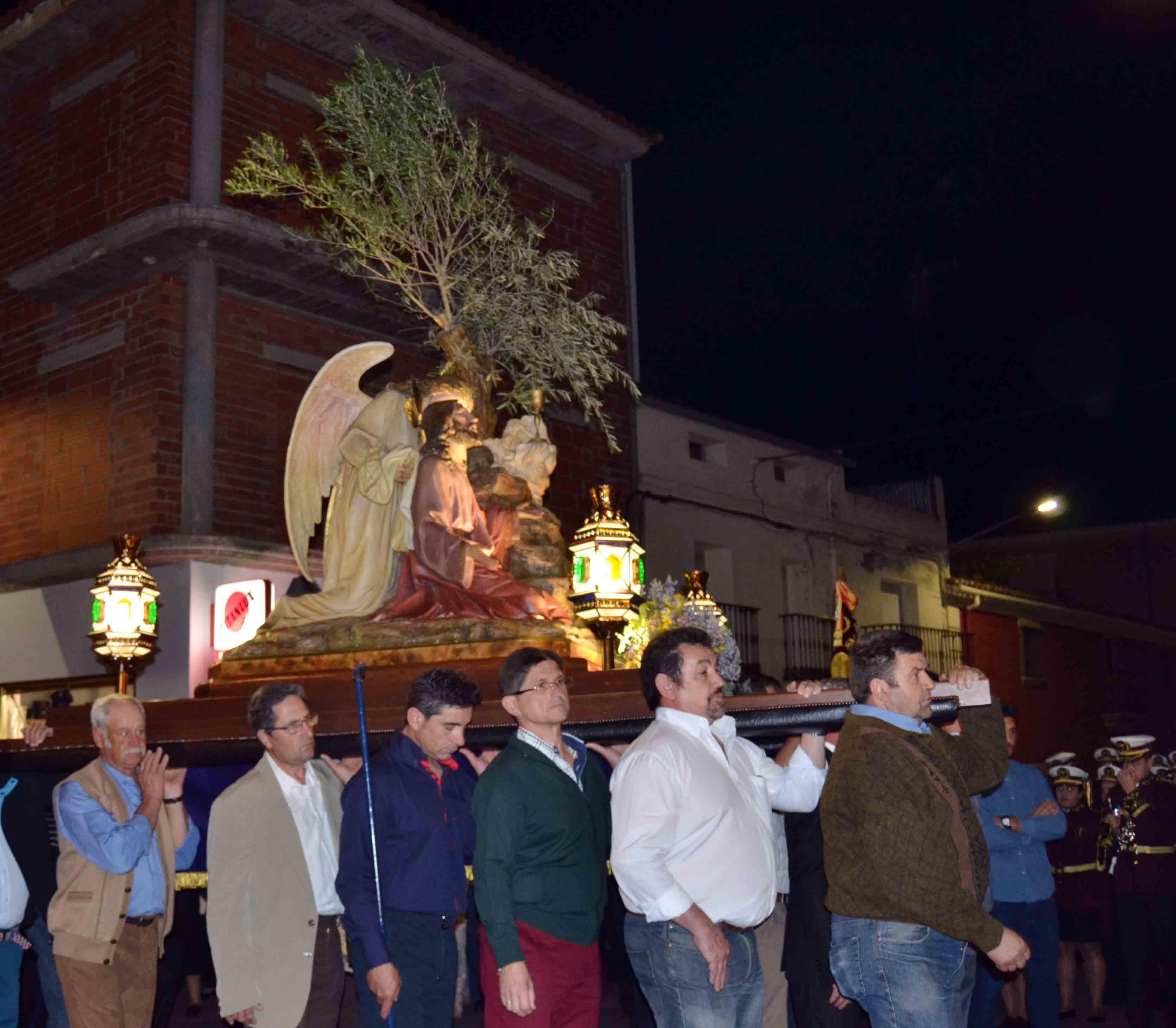 Jueves Santo 2015